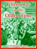 Download Christmas In The Olden Time