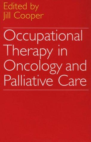 Image for Occupational Therapy in Oncology and Pallative Care