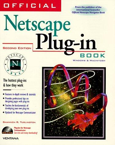Download Official Netscape plug-in book