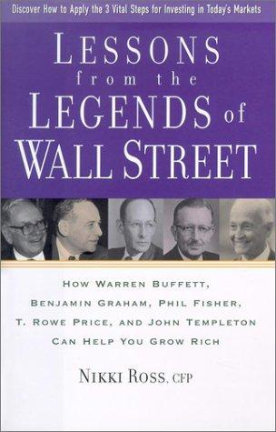 Download Lessons from the Legends of Wall Street