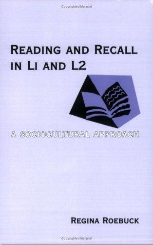 Download Reading and recall in L1 and L2