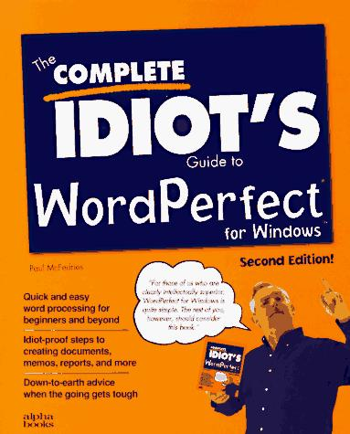 Download The complete idiot's guide to WordPerfect for Windows