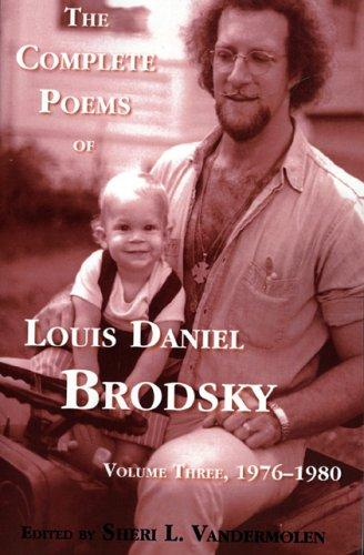 The Complete Poems of Louis Daniel Brodsky