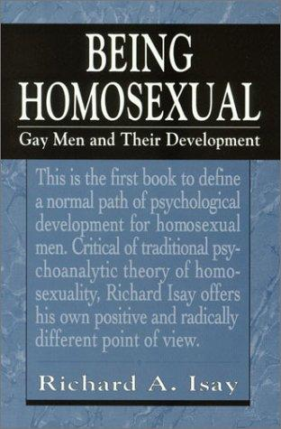 Download Being homosexual