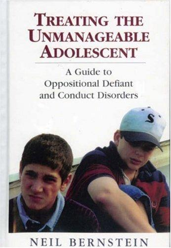 Download Treating the unmanageable adolescent
