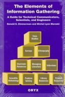Download The elements of information gathering