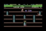 Still frame from: C64 Gamevideoarchive 66 - Frantic Freddie
