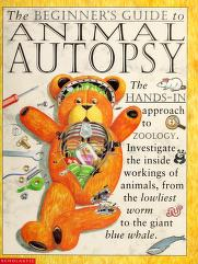 Cover of: The beginner's guide to animal autopsy | Steve Parker