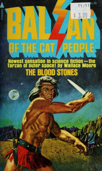 Cover of: The blood stones | Wallace Moore