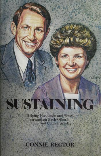Cover of: Sustaining | Connie Rector