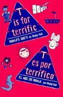 """T"" is for ""terrific"" by Mahji Hall"
