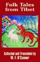 Folk tales from Tibet by W. F. O'Connor