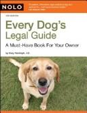 Every Dog's Legal Guide by Mary Randolph