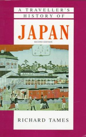 A traveller's history of Japan by Richard Tames