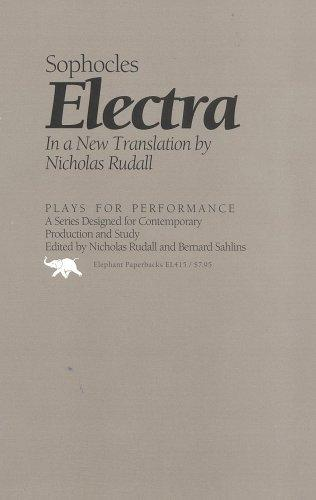 Electra by Sophocles