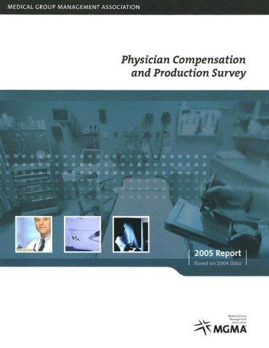 Physician Compensation and Production Survey